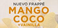 Frappé Mango Coco + Vainilla