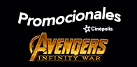 Nuevos Promocionales Avengers