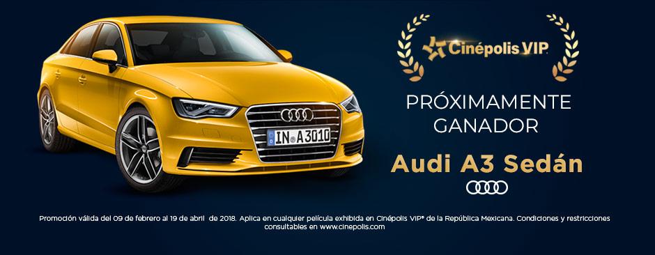 Promoción Audi VIP