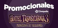 Nuevos Promocionales Hotel Transylvania 3