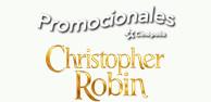Nuevos Promocionales Christopher Robin