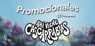 Nuevos Promocionales: Ahí viene Cascarrabias