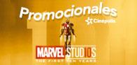 Nuevos Promocionales Marvel 10 años