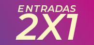 Premios taquillas entradas 2x1