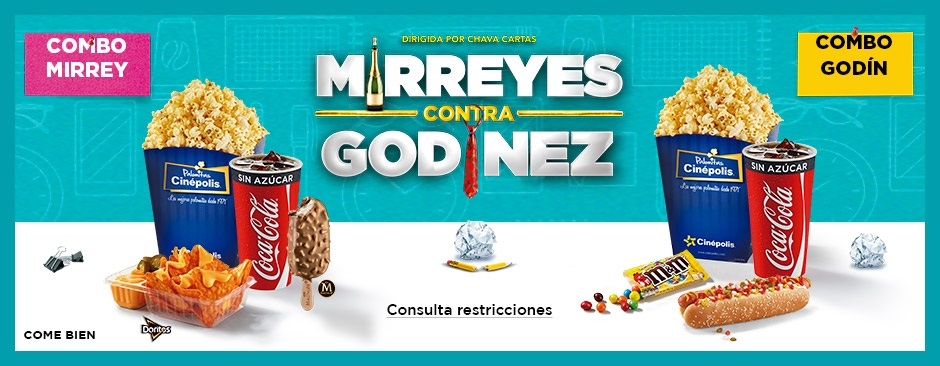 Combos Mirreyes vs Godinez