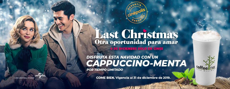 Cappuccino Menta Last Christmas