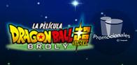 Promocionales Dragon Ball