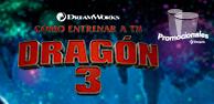 Frappés Cómo entrenar a tu dragón 3
