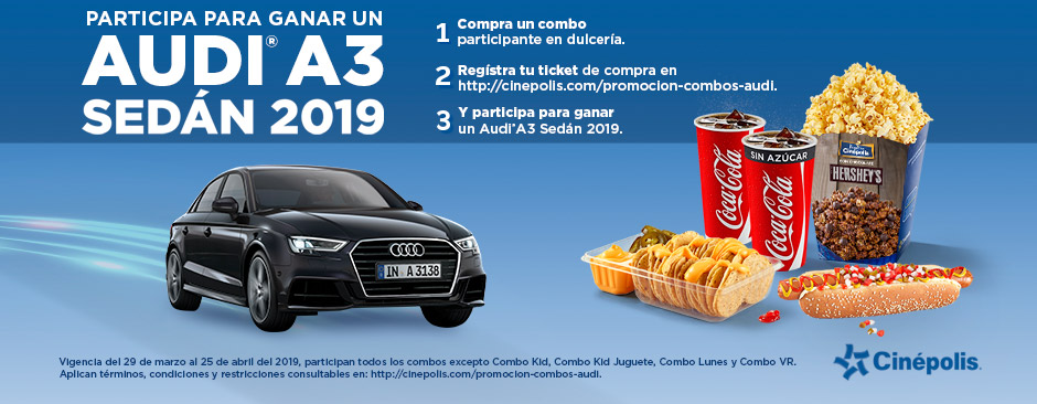 Promo Combo Audi
