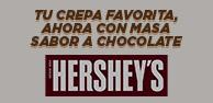 Crepas Masa Chocolate