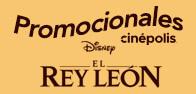 Promocionales Rey León