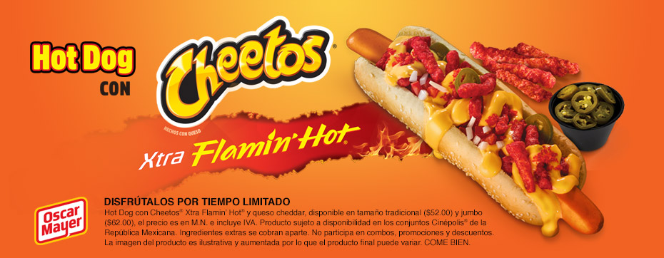 Hot Dog Cheetos