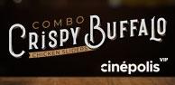 COMBO CRISPY BUFFALO CHICKEN