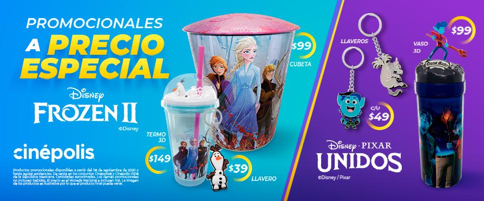 Promocionales Frozen 2