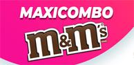 Maxicombo m&ms