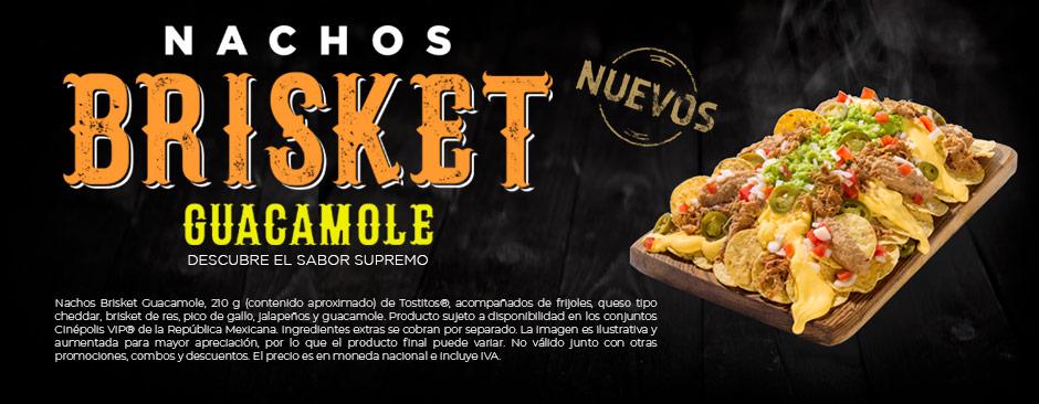 Nachos tostitos Brisket