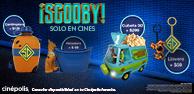 Promocionales Scooby