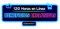Promocion 120 Horas en Línea Citibanamex
