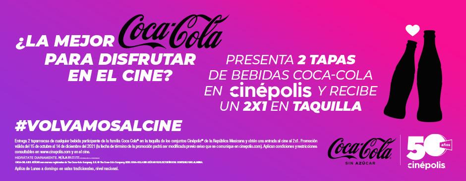 Taparroscas Coca Cola