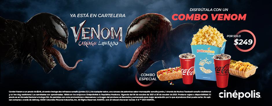 Combo Venom