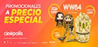 Promocionales precio especial WW84