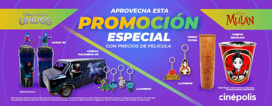 Promocionales Disney