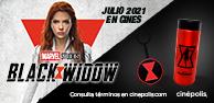 Promocionales Black Widow
