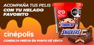 Barra Snickers + Micha