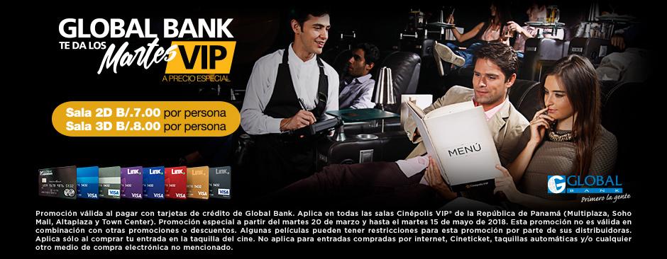 VIP Global Bank