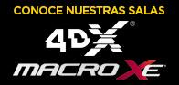 Sala 4DX™ Sta. Anita / Macro XE® Arequipa