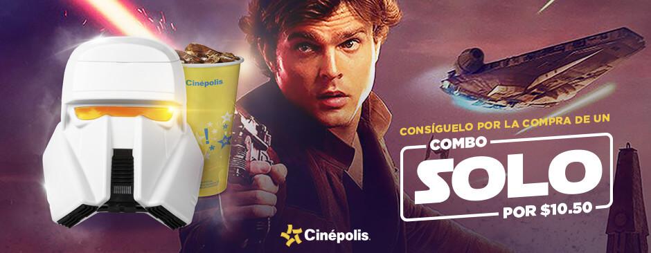 Promocionales Han Solo