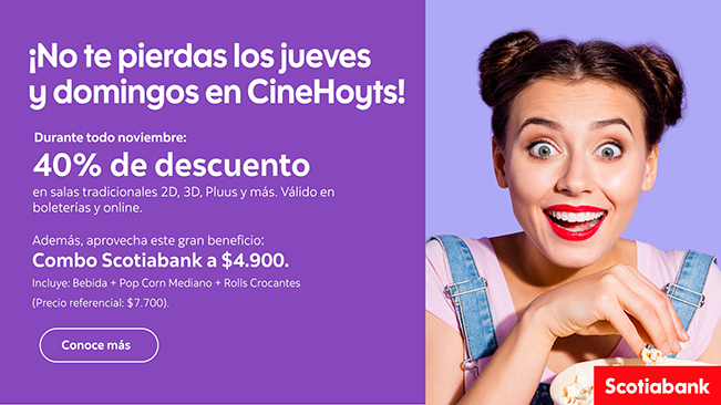 Promociones CineHoyst