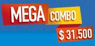 Mega combo Dulcería $31.500