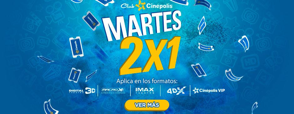 Martes 2x1