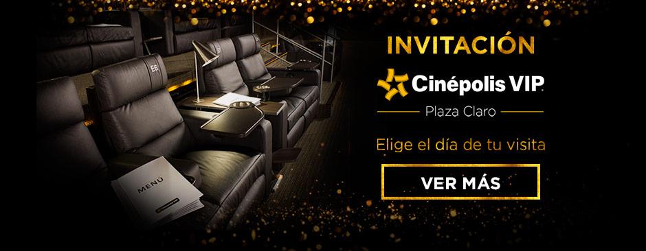 Invitación Plaza Claro
