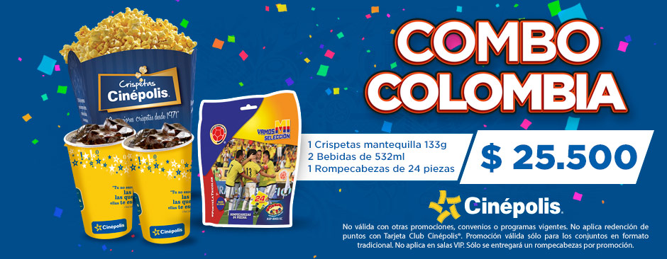 Combo Colombia