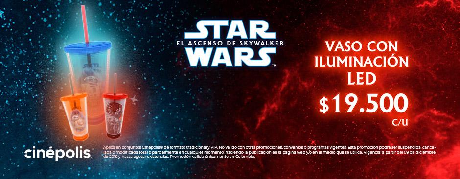 Vasos Star Wars