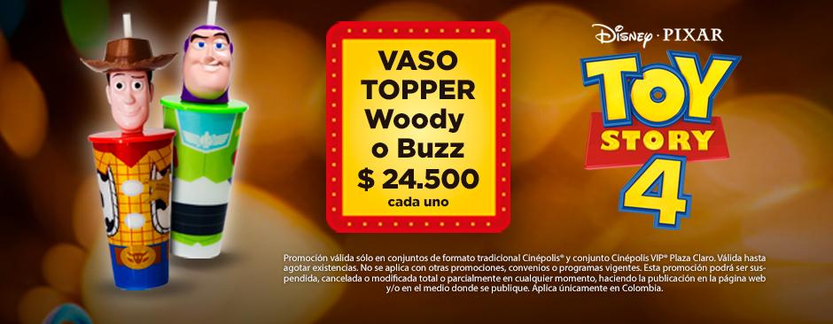 Promo Toy Story 4