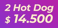 Temporada de premios Hot Dog