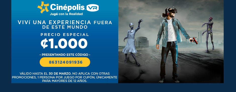 Promocion VR