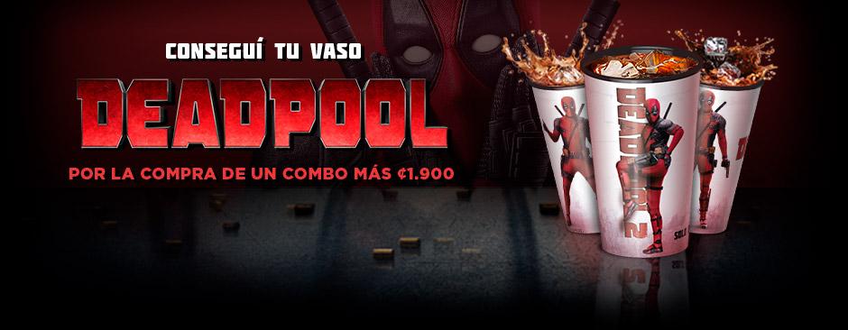 Promocionales Deadpool