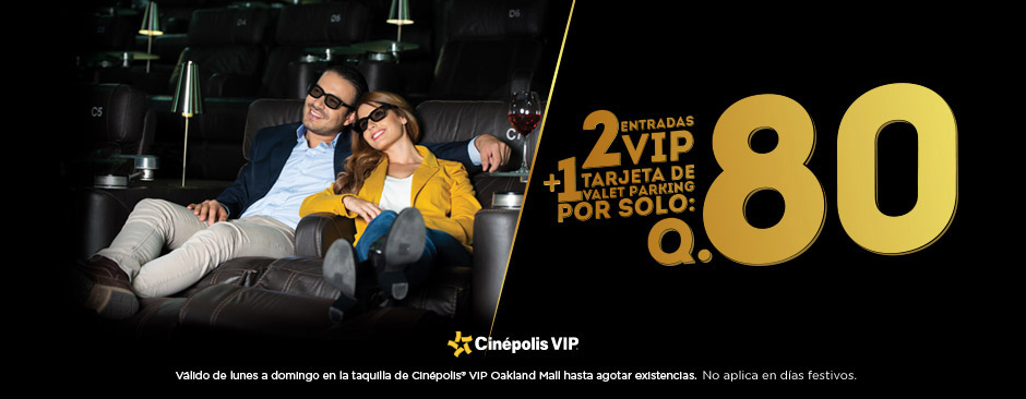 promocion-2-entradas-VIP-mas-ballet-parking