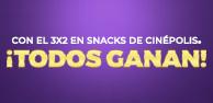 3x2 snacks