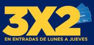 Promocion 3x2
