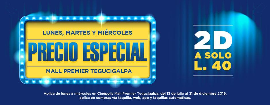 Precio especial Mall Premiere