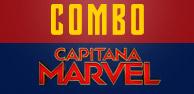Promocionales Capitana Marvel