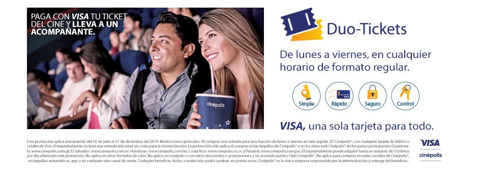 Promocion Visa Tradicional