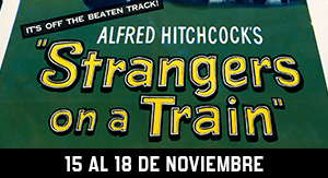 Hitchcock: Strangers on a Train