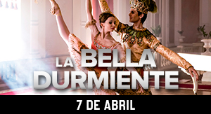 Bolshoi: La Bella Durmiente