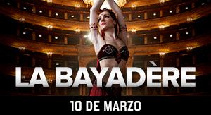 Bolshoi: La Bayadére